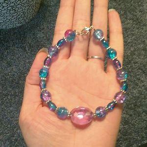 Jewelry - Pretty handmade bracelet!